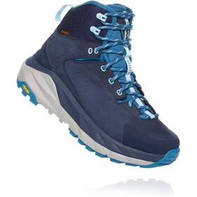 Hoka One One Sky Kaha Hiking Shoes Women black iris/blue sapphire